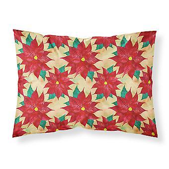 Weihnachtsstern Christmas Fabric Standard Kissenbezug