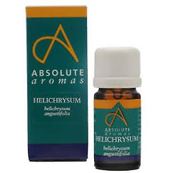 Absolute Aromas, Helichrysum Oil, 2ml