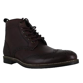 Red Tape Glaven Mens Smart Casual Brogues Lace Up laarzen