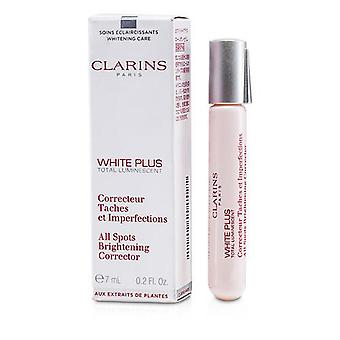 Clarins By Clarins White Plus Total Luminescent All Spots Brightening Corrector --7Ml/0.2Oz