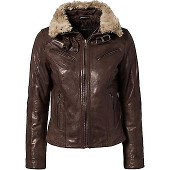 Gianna Womens Leather Jacket