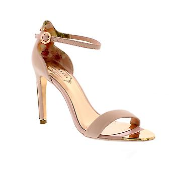 Ted Baker Sharlot - Blossom Pink Leather Womens Heels