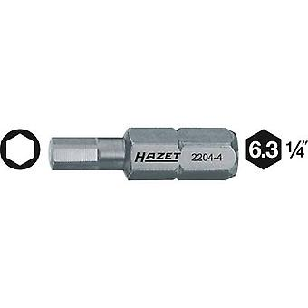 Hex bit 4 mm Hazet Special steel