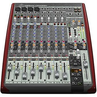 Mixing console Behringer UFX1204 Mischpult No. of channels:12 US