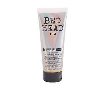 Tigi Bed Head Dumb Blonde Reconstructor 200ml New Unisex Sealed Boxed