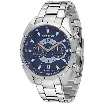 Sector watches mens watch 330 racing chronograph R3273794003