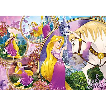 Princess Tangled Maxi Jigsaw Puzzle (24 Large Pieces)