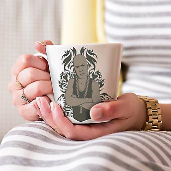 Street Rap Music Gangster NEW White Tea Coffee Ceramic Latte Mug 17 oz | Wellcoda