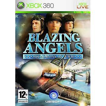 Blazing Angels Squadrons van de Tweede Wereldoorlog (Xbox 360)