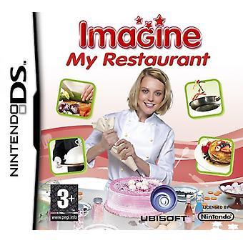 Imagine My Restaurant (Nintendo DS) - Factory Sealed