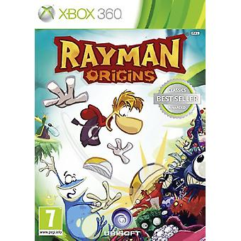 Rayman Origins - klassiker (Xbox 360)