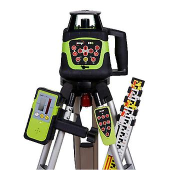IMEX 88G roterende Laser Green Beam Kit med stativ & personale