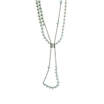 Misaki Ladies Necklace Stainless Steel MARINE LONG QCRNMARINELONG
