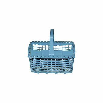 Indesit Licht blau Geschirrspülmaschine Besteck Korb Montage