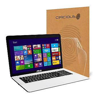 Celicious Impact Anti-Shock Shatterproof Screen Protector Film Compatible with ASUS VivoBook X751SA