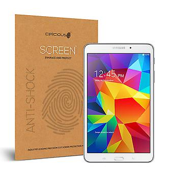 Celicious Impact Anti-Shock Shatterproof Screen Protector Film Compatible with Samsung Galaxy Tab 4 8.0