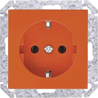 Sygonix Insert PG socket SX.11 Orange
