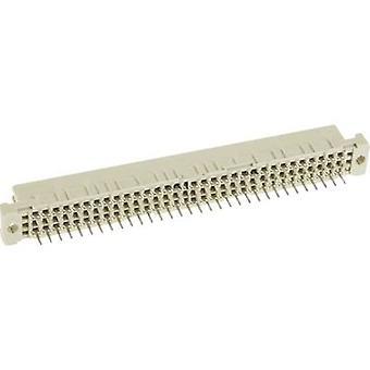 Conector de borde (receptáculo) 09 03 232 6825 Número Total de pernos no. 32 de filas 3 1 Harting PC