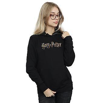 Harry Potter Women's Full Colour Logo Hoodie