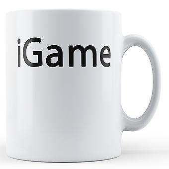 iGame - Printed Mug