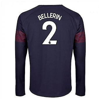 2018-2019 arsenal Puma Away manches longues chemise (Bellerin 2) - enfants