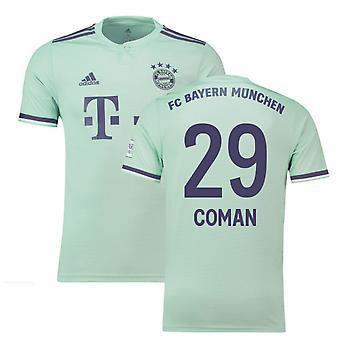 2018-19 Bayern Munich Away Shirt (Coman 29)