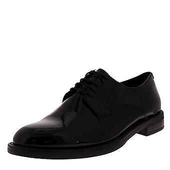 Womens Vagabond Amina Patent Leather Work Office Flat Closed Toe Shoes