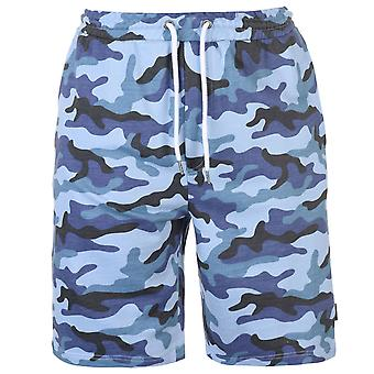 Pierre Cardin Mens camuffamento Shorts in felpa pantaloni pantaloni pantaloni Regular Fit