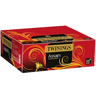 Twinings Assam String & Tag Tea Bags