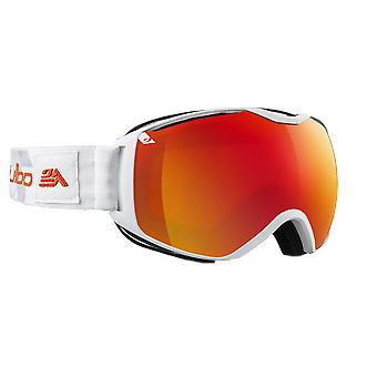 Julbo Quantum white/grey Orange Flash Fire