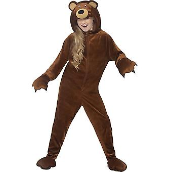 Bear Costume, Small Age 4-6