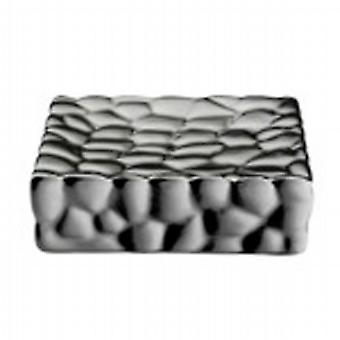 Gedy Martina Soap Dish Silver 4711 73