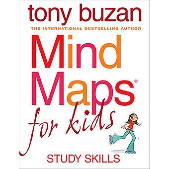 Mind Maps for Kids - Study Skills by Tony Buzan - 9780007177028 Book