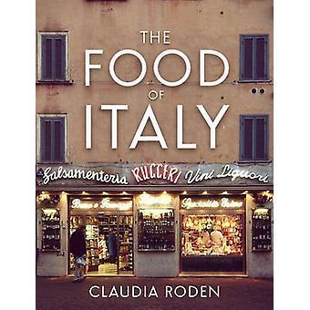 Mad Italien (illustreret udgave) af Claudia Roden - 9780224096