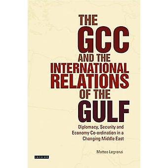 GCC och internationella förbindelser den Gulf - diplomati - Secu