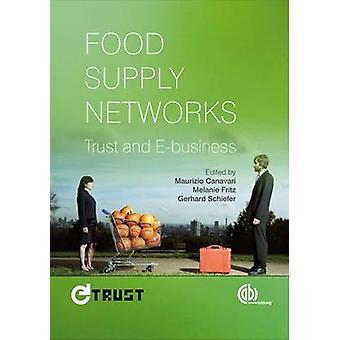 Alimentaire alimentation réseaux - confiance et E-business par Maurizio Cardoso - M.