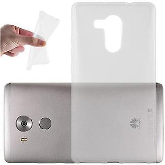 Cadorabo fald for Huawei MATE 8 - celle foretage en opringning dækker fra TPU silikone i den ultra slanke sig «AIR» design - silikone tilfældet omfatte bløde bagcoveret sag kofanger