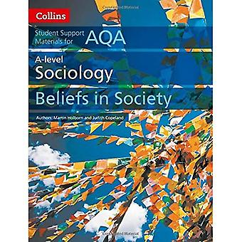 AQA A Level Sociology Beliefs�in Society (Collins Student�Support Materials) (Collins�Student Support Materials)