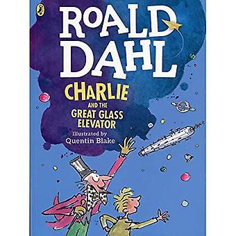 Charlie e o elevador de vidro grande