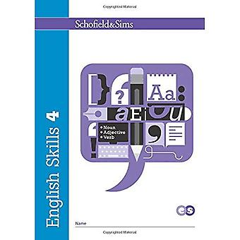 English Skills Book 4: Year 5, Ages 9-10