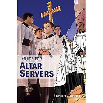 Guide for Altar Servers