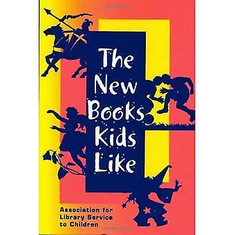 The New Books Kids Like