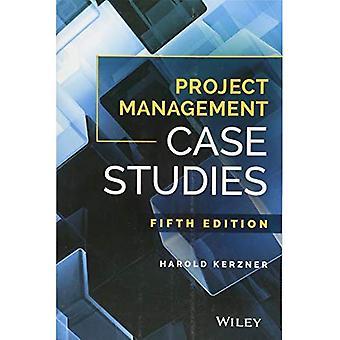 Project Management Case Studies (Paperback)