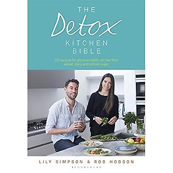 La Bible de cuisine Detox