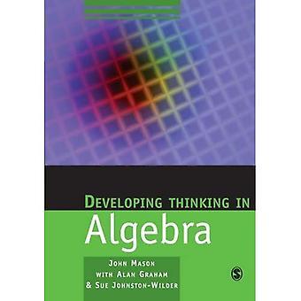 Rozwijanie myślenia w algebrze (Opublikowano w skojarzeniu z The Open University)