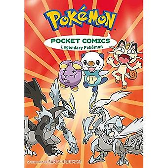 Pokemon Tasche Comics: Legendäre Pokemon TP