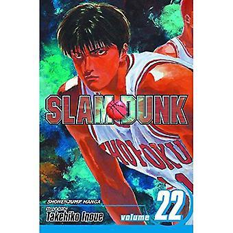 Slam Dunk, Band 22: Die erste Runde (Slam Dunk
