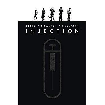 Injektion Deluxe udgave bind 1