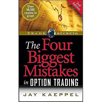 The Four Biggest Mistakes in Option Trading (Trade Secrets)