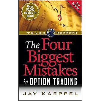 Os quatro maiores erros na opção negociação (segredos)